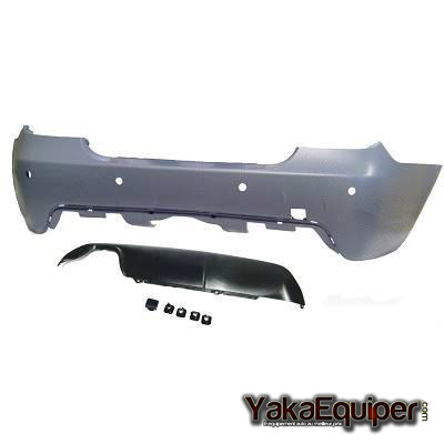Pare Choc Arriere Bmw Serie 5 E60 Lci 07 10 Pack M Pdc