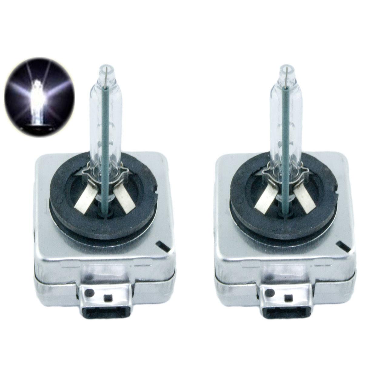 pack ampoules xenon d3s 6000k 35w lampe origine yakaequiper
