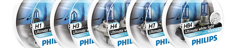 ampoules philips diamond vision