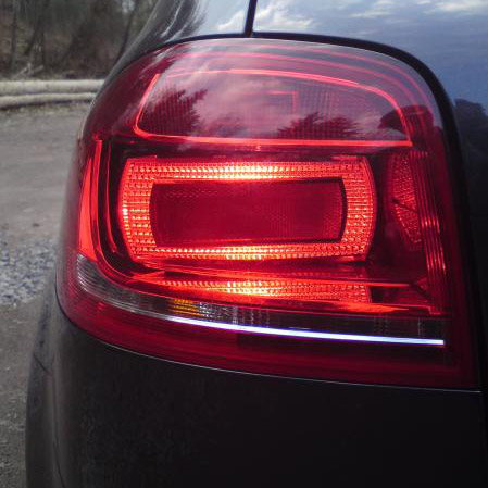 Taillights Audi A3 8p 03 12 Cherry Red Facelift Style