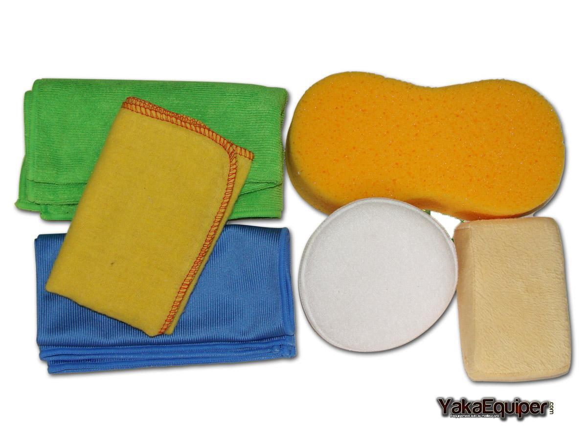 Pack de nettoyage 6 en 1 ap011003