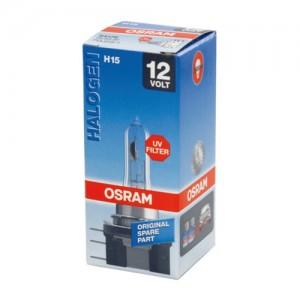 1 ampoule h15 osram standard yakaequiper. Black Bedroom Furniture Sets. Home Design Ideas