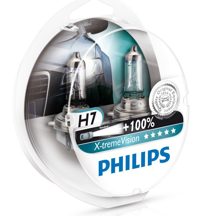2 ampoules h7 philips x treme vision 130 yakaequiper. Black Bedroom Furniture Sets. Home Design Ideas
