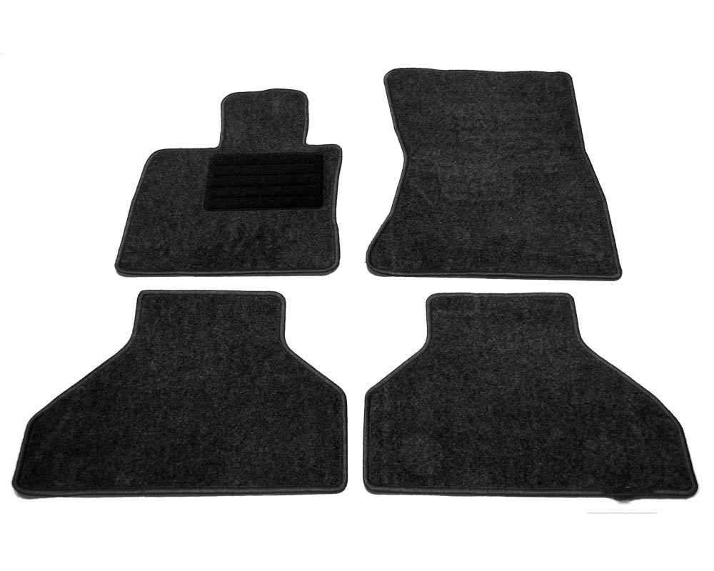 lot de 4 tapis de sol pour bmw x6 e71 yakaequiper. Black Bedroom Furniture Sets. Home Design Ideas