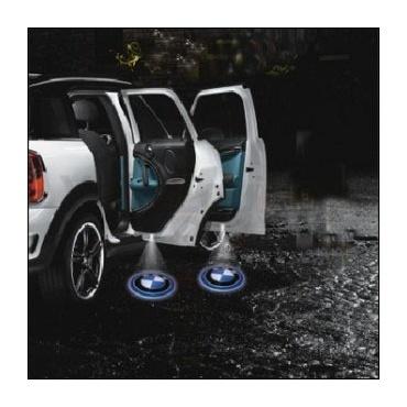 Pack Ghost LED Light Bas de porte Serie 3 5 6 7 X - Logo ///M