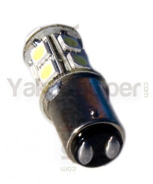 Ampoule 39 LED 1157 - Culot BAY15D P21/5W - Blanche