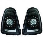 Feux arriere design Mini R56-57 06-10 - Noir