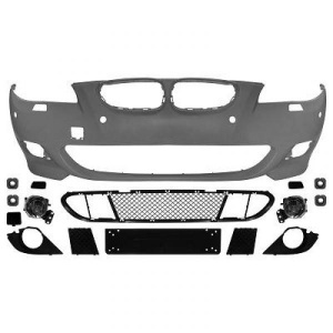 Pare choc avant BMW Serie 5 E60 E61 03-07 - PDC