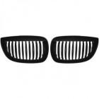 Grilles calandre BMW Serie 1 E81  E87 04-07 - Noir
