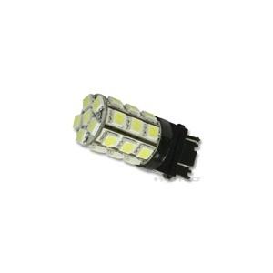 Ampoule 81 LED T20 - 3157/7443 W21/5W - Blanche