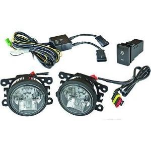 Feux de jour / antibrouillard LED + relais Dacia