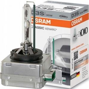 1 Ampoule xenon D3S OSRAM XENARC HIGH BEAM INTENSE 66340HBI