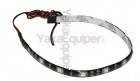 Bande Flexible LED 5050 - 30cm - Type Audi - Blanc Pur