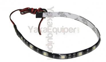 Strip Flexible LED 5050 - 30cm - Type Audi - Rouge