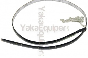 Strip Flexible LED 0603 - 60cm - Type Audi - Rouge