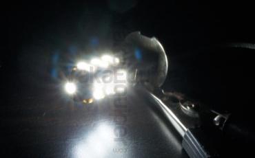 Ampoule 25 LED H3 - Blanche