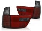 Feux arriere LED BMW X5 E53 99-06 - Rouge fumé