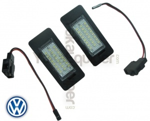 Pack LED plaque immatriculation VW PASSAT B6 / R36