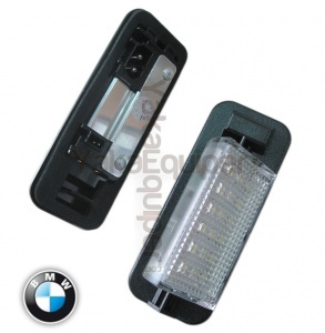 Pack LED plaque immatriculation BMW Serie 3 E36