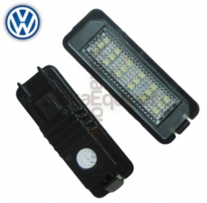 Pack LED plaque immatriculation VW PASSAT B6 R36