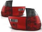 Feux arriere BMW X5 E53 99-06 - Rouge fumé