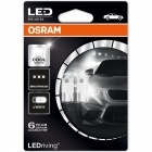 2 ampoules LED W5W Osram LEDriving 6000K - Cool White