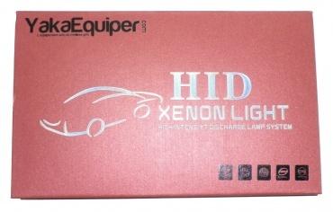 Kit Xenon H7 6000K - Anti Erreur OBD+ 35W