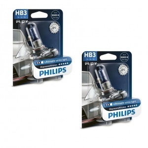 Pack 2 ampoules HB3 9005 Diamond Vision Philips