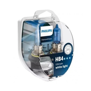 Pack 2 ampoules HB4 9006 Diamond Vision Philips