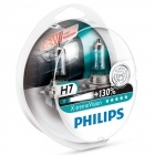Pack 2 ampoules H7 Philips X-treme Vision +130%