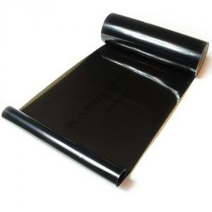 Rouleau 100cm Film teinté noir pour phare et feux / 30cm