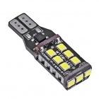 Ampoule T15 LED 3D15 2835 - Culot W16W - Blanc Pur