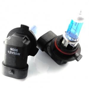 Pack 2 Ampoules HB4 (9006) Effet Xenon - Super White 5000K