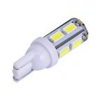 Ampoule T10 LED 3D<sup>9</sup> - Culot W5W - Blanc Pur