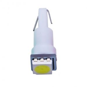 Ampoule T5 LED 1 SMD - Culot W1.2W - Blanc Xenon