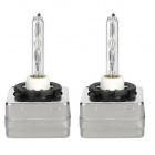2 Ampoules Xenon D1S 6000K 35W - 1an