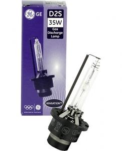 1 Ampoule Xenon D2S 53500 GE XENSATION