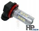 Ampoule HPC 80W LED H11  - Blanche