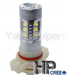 Ampoule HPC 80W LED H16 PS19W - PSX24W - Blanche