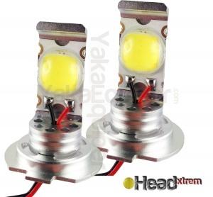 Pack 2 Ampoules Head<sup>xtrem</sup> 22W H4 - Blanc Pur