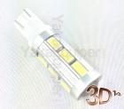 Ampoule T10 LED 3D<sup>14</sup> - W5W - Blanc Pur