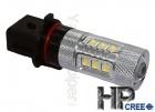 Ampoule HPC 80W LED P13W - Blanche