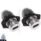 Pack Ampoule LED 10Watts anneaux angel eyes BMW E90 E91 - Blanc xenon