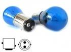 2 ampoules 1157 S25 P21/5W BAY15D Effet Xenon