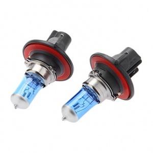 Pack 2 Ampoules H13 Effet Xenon - Super White 5000K