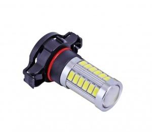 Ampoule 27 LED 5730 H16 PS19W - PSX24W - Blanche