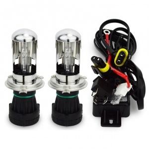 Pack Ampoule Xenon H4 Bi-xenon 35W