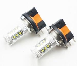 2 Ampoules HPC 80W LED H15 - Blanc