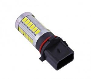 Ampoule 27 LED 5730 P13W  - Blanche