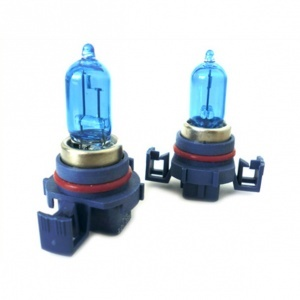 Pack 2 Ampoules P19W 12V 35W PS24W Effet Xenon - Super White 5000K